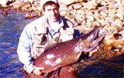 Fly Fishing in Esquel